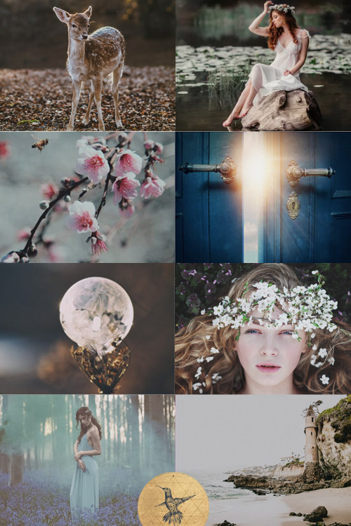 Activate your Fairy Of Light energy with this aesthetic! Discover Your Feminine Impact Archetype here: www.kathleensaelens.com/quiz
