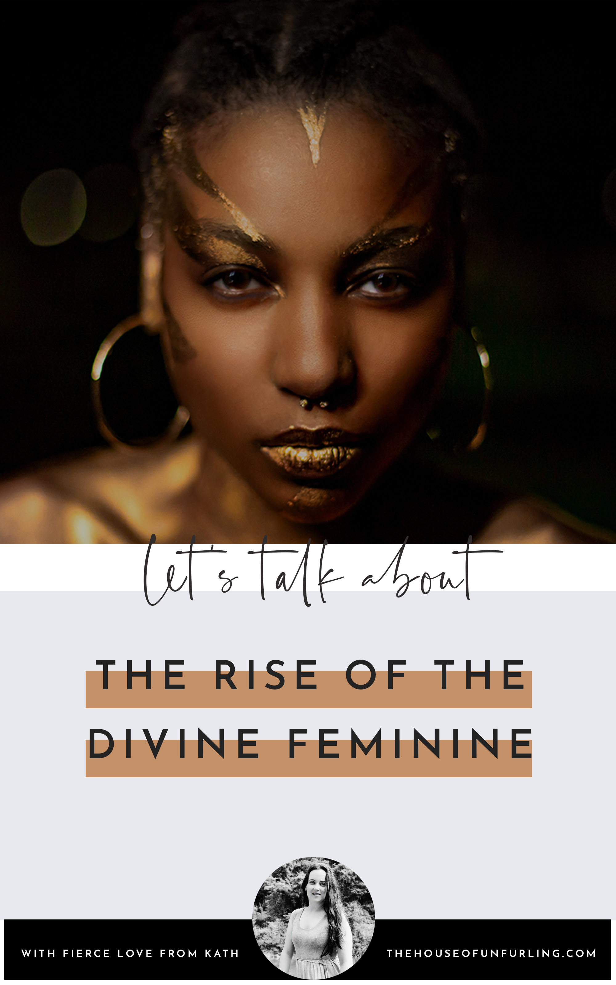 CLICK THROUGH TO READ: - the rise of the divine feminine, and where we're going with this. From The Priestess Path. With fierce love, Kath - kathleensaelens.com